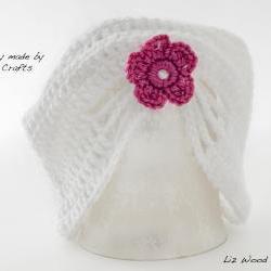Baby Flapper Hat
